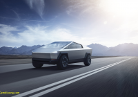 Why Tesla Cybertruck Fresh why is the Tesla Cybertruck A Giant Triangle Cleantechnica