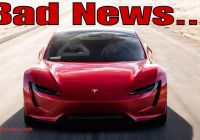 Why Tesla is Bad Awesome Bad News for Racing the New Tesla Roadster 2 Youtube