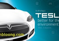 Why Tesla is Good Best Of is Driving A Tesla Better for the Environment It Depends