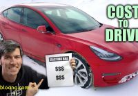 Why Tesla is Good New why Electric Cars are so Cheap to Drive My Tesla Model 3