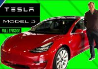 Why Tesla is the Best Beautiful why the Tesla Model 3 is the Best Car This Year Youtube
