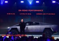 Why Tesla Truck Glass Broke New Tesla Suffers Broken Glass Mishap During Chaotic Launch