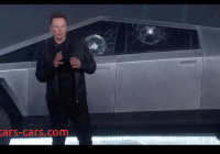 Why Tesla Window Broken Lovely Tesla Falls after Its Cybertrucks Shatterproof Windows