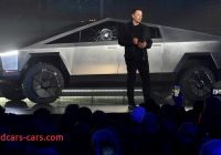 Why Tesla Window Broken New Teslas Cybertruck Doesnt Look Street Legal but Pre