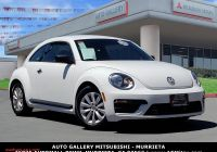 Why Volkswagen Beetle is so Costly Awesome Pre Owned 2018 Volkswagen Beetle Fwd Hatchback