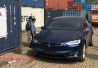 Will Tesla Come to India Lovely First Tesla Model X Suv Arrives In India Electrifies