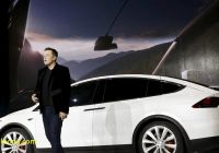 Will Tesla Survive Beautiful Tesla Builds A Car to Survive the Coming Apocalypse
