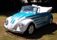 With A Volkswagen Beetle Lovely Classic Beetle Paint Jobs
