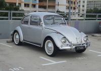 With A Volkswagen Beetle New Classic Vw Bugs Google Search