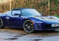 With Tesla Car Best Of You Could Buy This Rare Tesla Roadster Heading to Auction