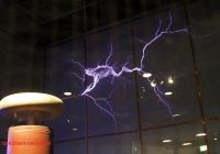 With Tesla Coil Lovely Tesla Coil Wikipedia