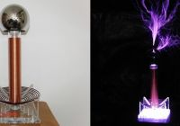 With Tesla Coil Luxury This Diy Mini Tesla Coil Packs 380000 Volts Of Lightning