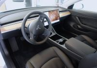 Working at Tesla Luxury Tesla Elon Musk Reveals Key Details About Performance Model