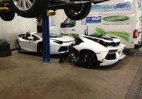 Wrecked Cars for Sale Near Me New Wrecked Lamborghini Aventador for Sale at $125 000 Gtspirit