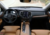 Xc90 Interior 2016 Lovely 2016 Volvo Xc90 Interior 004 the Truth About Cars