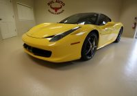 Yellow Cars for Sale Near Me Elegant 2011 Ferrari 458 Italia Seriously Loaded Car Msrp Was $ Stock